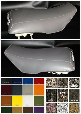 HONDA TRX350 Fourtrax Seat Cover 1986 1987 1988 1989 in GREY or 25 COLORS (ST)