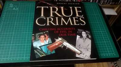 Good, True Crimes, Jackson, Robert, Book