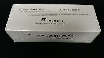 New Neopost Postage Meter Tape 7465233-01