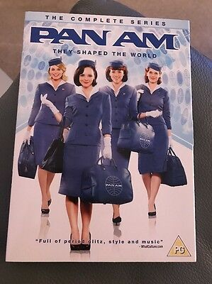 Pan Am - The Complete Series (DVD, 2013, 4-Disc Set)