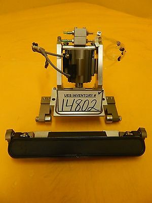 AMAT Applied Materials 0010-70321 Slit Valve Actuator Gate Assembly P5000 Used