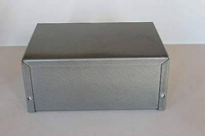 "BUD Aluminum Electronics Enclosure Project Box Case Metal , 7""x5""x3"" CU-2108-A"