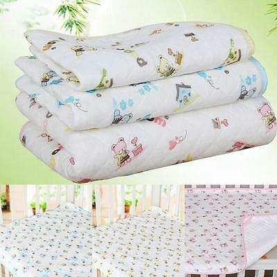 free shipping Baby Infant Waterproof Urine Mat Cover Changing Pad Reusable