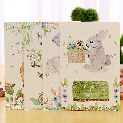 1Pc Ruled Lined A5 Notebook Journal Diary Notepad Memo Planner Stationery School