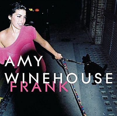 "Amy Winehouse ""frank"" 180gr heavyweight Vinyl LP + MP3 NEU ""Back to Black"" Serie"