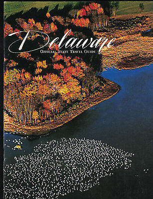 Delaware Official State Travel Guide 1994