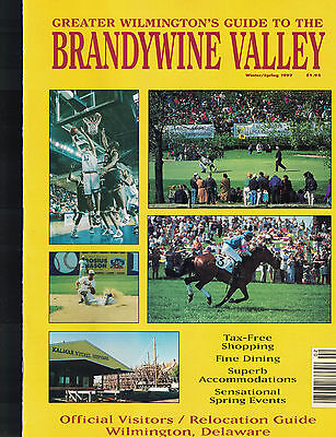 Greater Wilmington's Guide to the Brandywine Valley Winter 1997 Delaware
