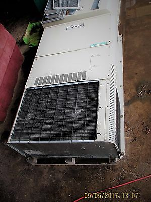 MARVAIR ComPac II  WALL-MOUNT AIR CONDITIONER #AVP36ACA050C -100 with 5kw HEATER