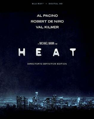 Heat New Blu-Ray Disc
