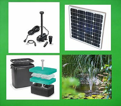 30 W Solar Pond Pump Solar Pump Pump Set Pond Pump Stream Pump Pump