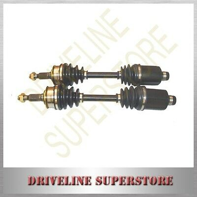 A set of CV JOINT DRIVE SHAFTS FOR DAEWOO NUBIRA  AUTO BOTH sides RECO`N