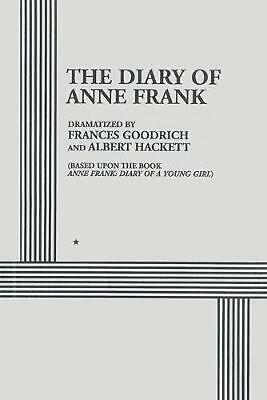 The Diary of Anne Frank by Frances Goodrich (English) Paperback Book Free Shippi