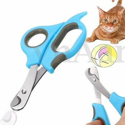 Pet Nail Clipper Trimmer Toe Paw Claw Groomer Scissor Cutter For Dog Cat Rabbit