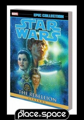 Star Wars Legends Epic Collection Vol 02 Rebellion - Softcover