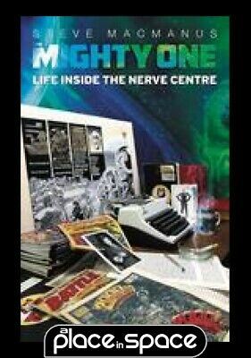 Mighty One My Life Inside The Nerve Centre - Softcover
