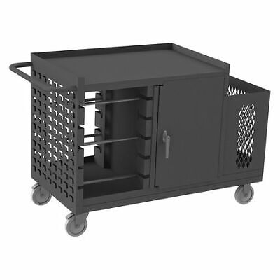 LITTLE GIANT RCM-2448-5PYTL Wire Reel Cart Cabinet,1200 lb. G0454828
