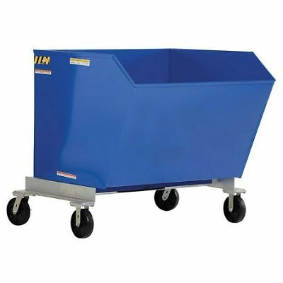 Portable Hopper,Steel,1 cu. yd.,2000 lb. G0694675