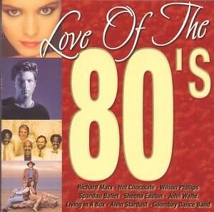 Love Of The 80's - VARIOUS [CD]