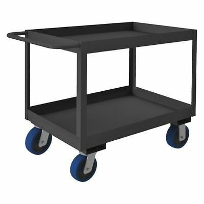 LITTLE GIANT DS-2448X3-6PY Utility Cart,Steel,54 Lx24-3/8 W,3600 lb G2099469