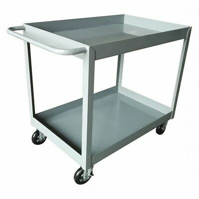 Utility Cart,Steel,42 Lx24-3/8 W,1200 lb ZORO SELECT 2GMH6