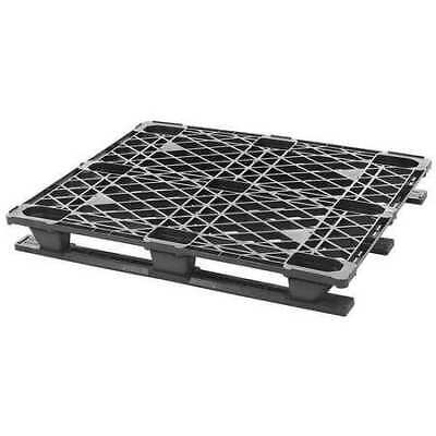 ZORO SELECT 40X48 CP EXP W/RUNNERS Pallet,Block,2,300 lb.,48 In. L,40 In. W