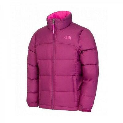 The North Face Girls' CLR Nuptse Jacket | Winterjacke