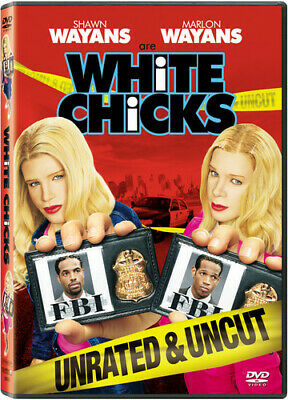 White Chicks (Unrated and Uncut Edition) DVD