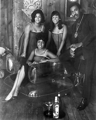 """The Exciters 10"""" x 8"""" Photograph no 1"""