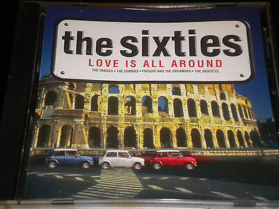 The Sixties Collection - Love Is All Around - CD Album - 2001 - 20 Great Tracks