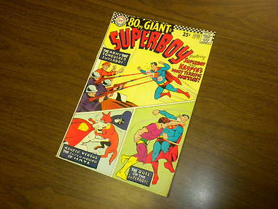 SUPERBOY #138 DC Comics 1967
