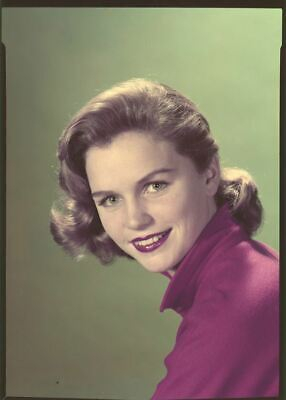 LEE REMICK Stunning Vintage Original 5x7 inch Color Photo TRANSPARENCY Slide