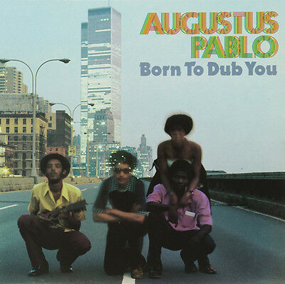 Augustus Pablo Born To Dub You Lp Vinyl New 33Rpm