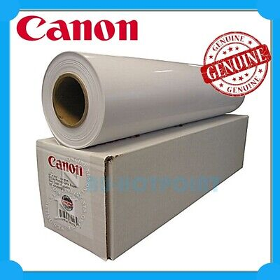 "Canon A0 Photo Glossy Paper Roll 200GSM 914mmx30m for 36"" Graphic Printers"