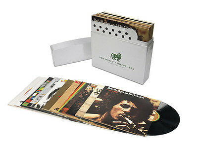 Bob Marley & The Wailers The Complete Island Recordings Lp Vinyl New 33Rpm