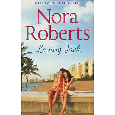 Loving Jack by Nora Roberts (Paperback), Fiction Books, Brand New