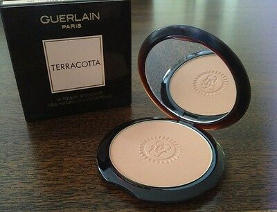 New Guerlain Paris Terracotta 00 light blondes bronzing powder la poudre 10 g