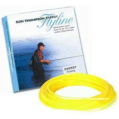 Ron Thompson NEW Energy Fly Fishing Lines Weight Forward and Double Taper