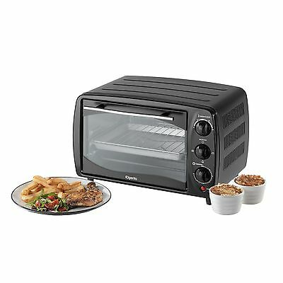 Elgento E14026 16Ltr - 800w Mini Oven - Adjustable Temperature - Brand New
