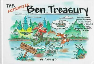 The Authorized Ben Treasury by John Troy (English) Hardcover Book Free Shipping!