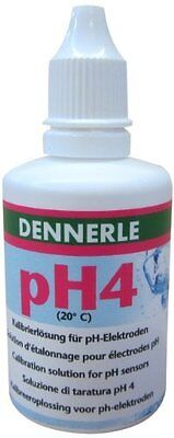 DENNERLE pH 4 Calibration Solution