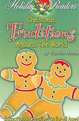 Christmas Traditions Around the World by Carole Marsh (English) Paperback Book F