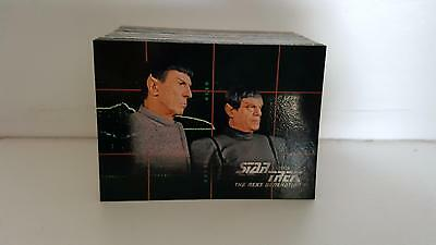 Star Trek TNG The Next Generation Season 5 trading card base set 108 cards