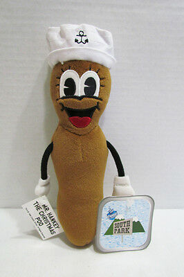 "South Park 1998 Mr. Hankey The Christmas Poo 9"" Plush Doll Unused W/ Hang Tags"