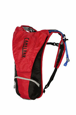 CamelBak Classic Hydration Pack Trinkrucksack, 85 oz / 2,5 L (Racing Red/Black)