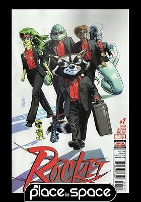 Rocket #1A - Guardians Of The Galaxy (Wk19)