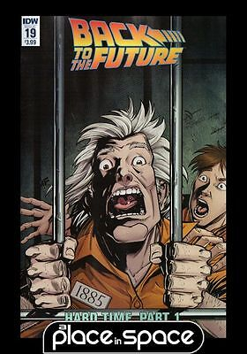 Back To The Future (Idw Publishing) #19A (Wk19)