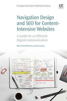 Navigation Design and SEO for Content-Intensive Websites: A Guide for an Efficie