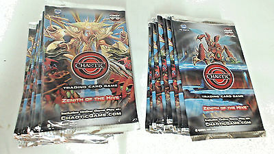 x20 Chaotic Zenith of the Hive Booster Packs NEW