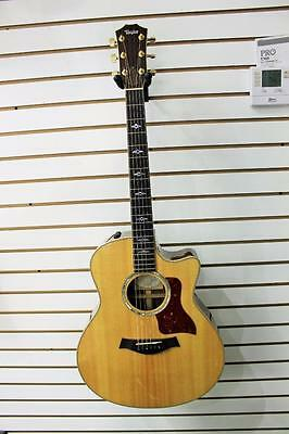2014 Taylor 816CE Grand Symphony 800 Series Acoustic Electric Guitar Back-Pack