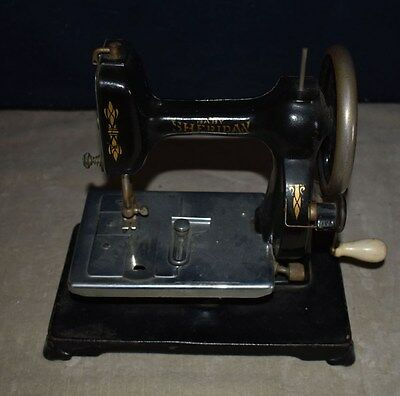 Rare Antique Handcrank Baby Sheridan Sewing Machine – Circa 1912 – New Home